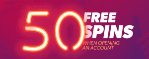 50 free spins no deposit casino with valid card