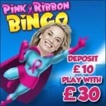 Pink Ribbon Bingo Review