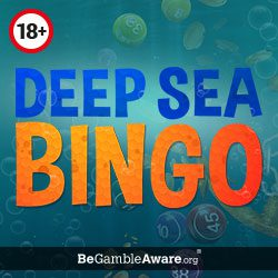 Deep Sea Bingo Review