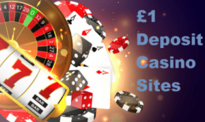 one pound low deposit casinos